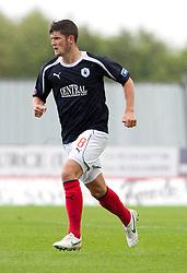 Falkirk's Stewart Murdoch..Falkirk 3 v 0 Stirling Albion, Ramsdens Cup..© Michael Schofield.