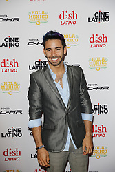 LOS ANGELES, CA - JUNE 7 Rudy Senderos attends the 9th Annual Hola Mexico Film Festival Opening Night at the Regal LA LIVE in downtown Los Angeles, on June 7, 2017 in Los Angeles, California. Byline, credit, TV usage, web usage or linkback must read SILVEXPHOTO.COM. Failure to byline correctly will incur double the agreed fee. Tel: +1 714 504 6870.