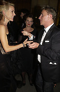 Daphne Guinness, Lulu Guinness and Jasper Conran. British Fashion awards 2005. V. & A. Museum. Cromwell Rd. London.   10  November 2005 . ONE TIME USE ONLY - DO NOT ARCHIVE © Copyright Photograph by Dafydd Jones 66 Stockwell Park Rd. London SW9 0DA Tel 020 7733 0108 www.dafjones.com