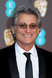 attends the EE British Academy Film Awards at the Royal Albert Hall in London, UK. 18 Feb 2018 Pictured: Mark Mangini. Photo credit: Fred Duval / MEGA TheMegaAgency.com +1 888 505 6342