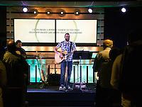 Grace Capital Church in Laconia.   Karen Bobotas/ for the Laconia Daily Sun