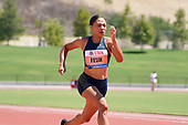 Track and Field-Zurich Inspiration Games Los Angeles-Jul 9, 2020