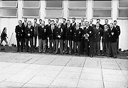 29/7/1952<br /> 7/29/1952<br /> 29 July 1952<br /> <br /> Irish Rugby Team leaves for Argentina