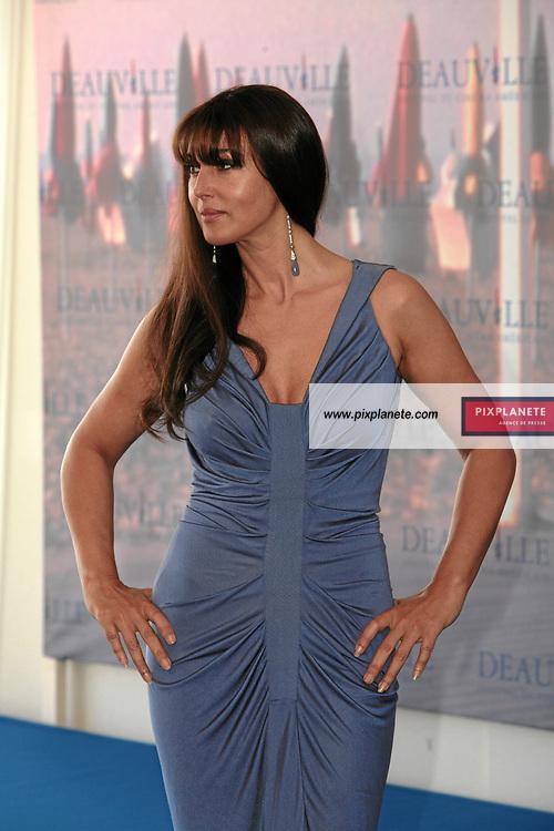 Monica Bellucci - 33 ème festival du film américain de deauville - 2/08/2007 - JSB / PixPlanete