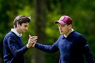 11-05-2019 Foto's NGF competitie hoofdklasse poule H1, gespeeld op Drentse Golfclub De Gelpenberg in Aalden. Foursomes:   Princenbosch 1 - Nick Cornnielje en Berend den Engelsman