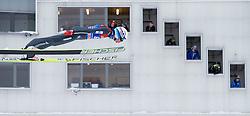 31.12.2014, Olympiaschanze, Garmisch Partenkirchen, GER, FIS Ski Sprung Weltcup, 63. Vierschanzentournee, Qualifikation, im Bild Anders Bardal (NOR) // during qualification Jump of 63rd Four Hills Tournament of FIS Ski Jumping World Cup at the Olympiaschanze, Garmisch Partenkirchen, Germany on 2014/12/31. EXPA Pictures © 2014, PhotoCredit: EXPA/ JFK