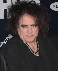 March 30, 2019 - Brooklyn, New York, USA - NEW YORK, NEW YORK - MARCH 29: Robert Smith of The Cure attends the 2019 Rock & Roll Hall Of Fame Induction Ceremony at Barclays Center on March 29, 2019 in New York City. Photo: imageSPACE (Credit Image: © Imagespace via ZUMA Wire)