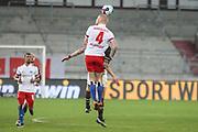 Fussball: 2. Bundesliga, FC St. Pauli - Hamburger SV, Hamburg, 01.03.2021<br /> Rick van Drongelen (HSV)<br /> © Torsten Helmke
