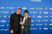 Brussels , 01/02/2020 : Les Magritte du Cinema . The Academie Andre Delvaux and the RTBF, producer and TV channel , present the 10th Ceremony of the Magritte Awards at the Square in Brussels .<br /> <br /> Credit : Alexis Haulot - Daïna Le Lardic - Didier Bauwerarts - Frédéric Sierakowski - Olivier Polet / Isopix