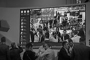 Insoft Vision, Surveillance AI solution, Ice, Exhibition Centre. Excel London. 4 February 2020.