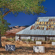 Holiday Valley Barn - Highway 138 - HDR