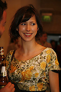 Sophie Hunter, Tal R. Minus. Victoria Miro Gallery. 13 May 2006. ONE TIME USE ONLY - DO NOT ARCHIVE  © Copyright Photograph by Dafydd Jones 66 Stockwell Park Rd. London SW9 0DA Tel 020 7733 0108 www.dafjones.com