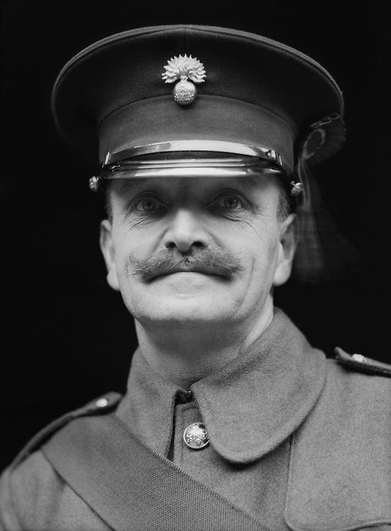 Central London Army Recruiting Depot Sergeant, London, 1932