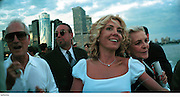Paul Newman, Natasha Richardson; Lauren Bacall  at the Talk magazine launch. New York. 2 September 1999.<br /> © Copyright Photograph by Dafydd Jones<br /> 66 Stockwell Park Rd. London SW9 0DA<br /> Tel 0171 733 0108