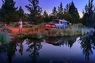 American Dreamscapes The Pond, Dodge