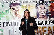 Katie Taylor Press Conference 221116
