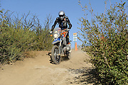 BMW HP2 motorcycle in competition at 2009 Rawhyde Adventure Rider Challenge