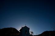 Sao Roque de Minas_MG, Brasil...Paisagens na Serra da Canastra. Na foto, uma capela...The landscape in Serra da Canastra. In this photo, a church...Foto: LEO DRUMOND / NITRO