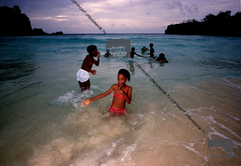 Frenchmans Cove Beach - Port Antonio Jamaica