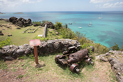 Canon At Fort Louis