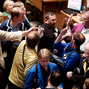 Commodity futures trading and support staffs employed at the Kansas City Board of Trade.