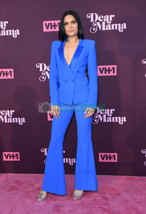 May 3, 2018 - Los Angeles, California, U.S. - Jessie J arrives for the VH1's 3rd Annual 'Dear Mama: A Love Letter to Moms' at the Theatre at the Ace Hotel. (Credit Image: © Lisa O'Connor via ZUMA Wire)
