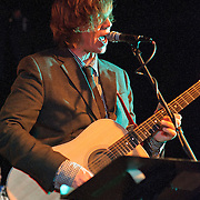 WASHINGTON, DC - February 6th, 2012 - Former Sonic Youth guitarist and songwriter Thurston Moore performs at the Black Cat in Washington, D.C.  Moore released his third solo album, Demolished Thoughts, in May of 2011. (Photo by Kyle Gustafson/For The Washington Post)