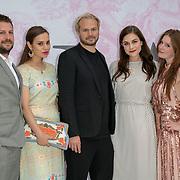 Celebrities arrives at V&A - summer party, on 19 June 2019, London, UK
