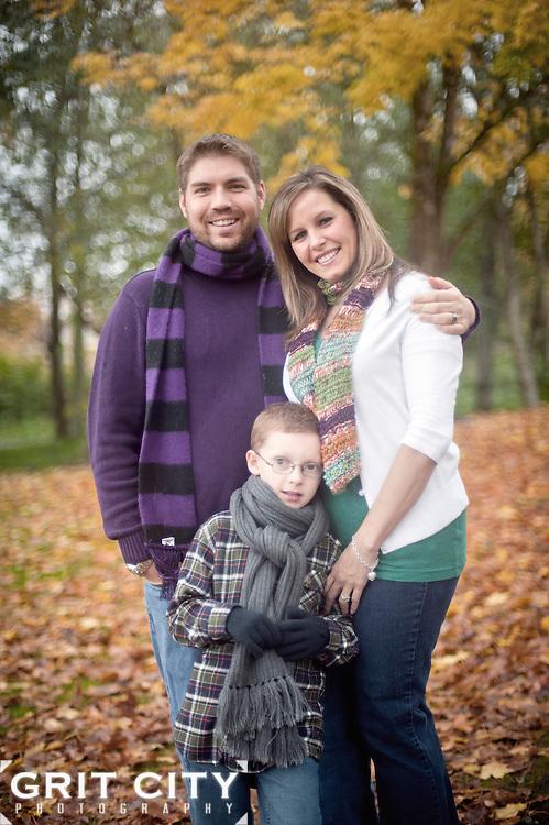 Grit City Photography Puyallup, Washington family photo session.