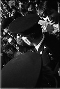 15/07/1972<br /> 07/15/1972<br /> 15 July 1972<br /> Muhammad Ali at Stewarts Hospital Fete, Palmerstown, Dublin. Ali giving his speech.