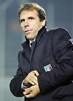 Fotball<br /> Landskamp U21<br /> 14.11.2006<br /> Italia v Tsjekkia 0-0<br /> Foto: Inside/Digitalsport<br /> NORWAY ONLY<br /> <br /> Gianfranco Zola (Italy)