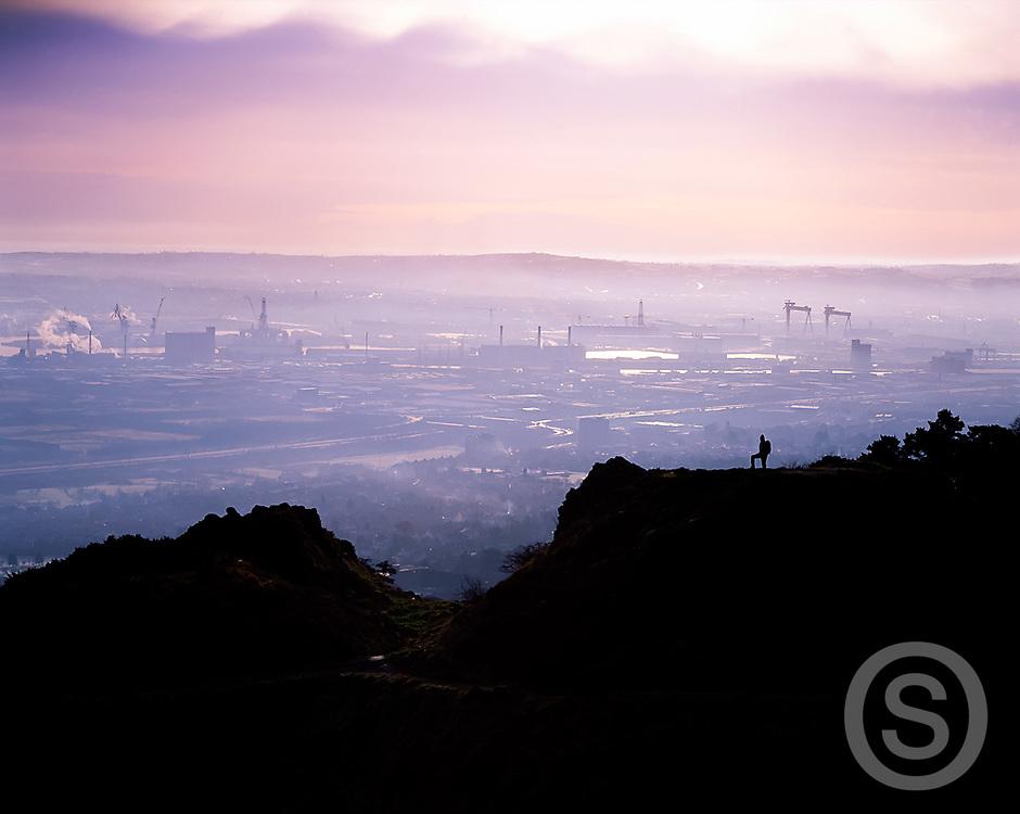 Photographer: Chris Hill, Cave Hill, Belfast
