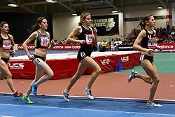 New Balance Indoor Grand Prix track meet: Women's 2 Mile, Erdman leads Cain, Reid