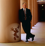 Sandy Litvak, Chief of Corporate Operations and Senior Executive Vice President of Disney.  1998