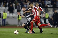 Partizan and Skenderbeu - 2 Nov 2017