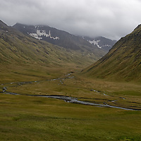 """According to """"Wikipedia"""" - Most Icelanders are descendants of Norse (particularly from Western Norway) and Gaelic settlers. Icelandic, a North Germanic language, is closely related to Faroese and some West Norwegian dialects. The country's cultural heritage includes traditional Icelandic cuisine, poetry, and the medieval Icelanders' sagas. Currently, Iceland has the smallest population among NATO members and is the only one with no standing army. According to Freedom of the Press, Iceland has one of the freest presses in the world. This photo was taken somewhere between Route 82 and Route 76."""