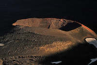 """Old Cone in the """"Vallé del Bove"""", eastern part of the Etna Volcano, Sicily, Italy"""