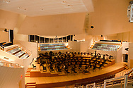 The New World Symphony, America's Orchestral Academy (NWS), Arquitecto Frank Gehry, Miami, FL 2018.©Victoria Murillo/Istmophoto.com