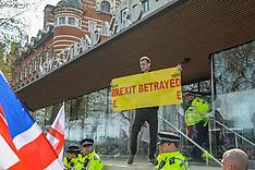 Yellow vests London, London, 13 April 2019