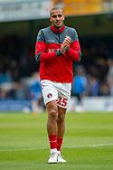 Charlton Athletic midfielder Darren Pratley (15) before the EFL Sky Bet League 1 match between Gillingham and Charlton Athletic at the MEMS Priestfield Stadium, Gillingham, England on 27 April 2019.