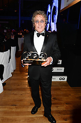 ROGER DALTREY winner of the Editor's Choice Award at the GQ Men of The Year Awards 2013 in association with Hugo Boss held at the Royal Opera House, London on 3rd September 2013.