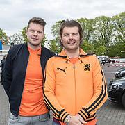 NLD/Breda/20180427 - 538 Koningsdag Breda 2018, Coen en Sander