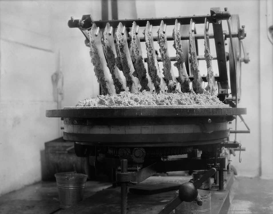 Meat Chopping Machine, Efha Meat Processing Plant, Berlin-Marienfelde, 1928