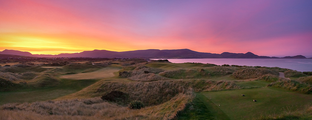 Open Edition Print<br /> Mulcahy's Dream I   Waterville Golf Links<br /> <br /> ********<br /> Sign up for new photograph releases of Waterville Links here<br /> <br /> https://tinyurl.com/WatervilleGolfLinksReleases