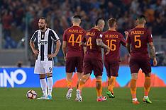 Roma vs Juventus - 14 May 2017