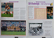 All Ireland Senior Hurling Championship Final,.12.09.2004, 09.12.2004, 12th September 2004,.Senior Cork 0-7, Kilkenny 0-9,.Minor Kilkenny 1-18 ,  Galway 3-12 (draw),.12092004AISHCF,.Langtons, John Street, Kilkenny, Hotel, Restaurant, .