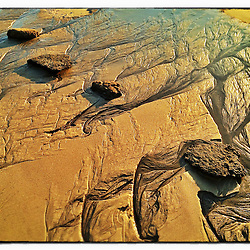 """Sand patterns, Coast Guard Beach, Cape Cod National Seashore, Eastham, Massachusetts. iPhone photo - suitable for print reproduction up to 8"""" x 12"""""""