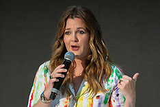 An Emotional Drew Barrymore meets Fans at Shopping Mall - 13 April 2019