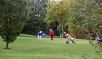 NUMANSDORP - 9 holes baan Golfclub Cromstrijen. COPYRIGHT KOEN SUYK