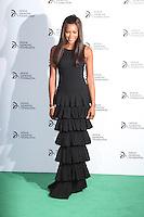 Naomi Campbell, Novak Djokovic Foundation London gala dinner, The Roundhouse London UK, 08 July 2013, (Photo by Richard Goldschmidt)